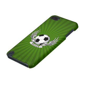 Football Soccer Wings iPod Touch 5G Case