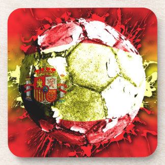 football spain coaster