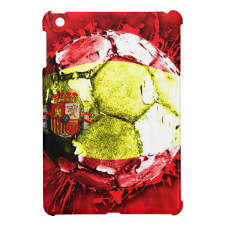 football spain cover for the iPad mini