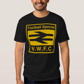 Football Special WWFC Tshirt