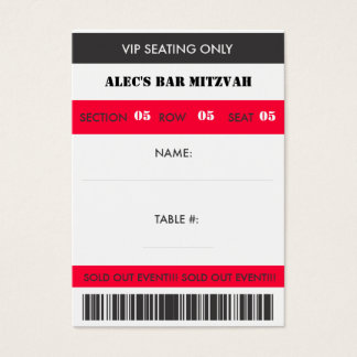 Football Splatter VIP Seating Escort Ticket