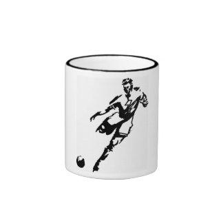 football,sport,gym,compete ringer mug