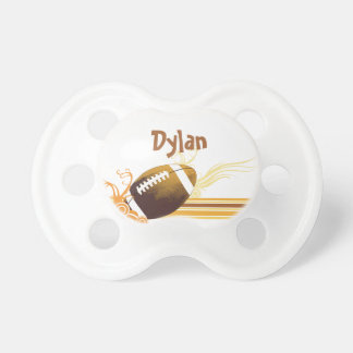 Football Sports Ball Game Personalized Name Dummy
