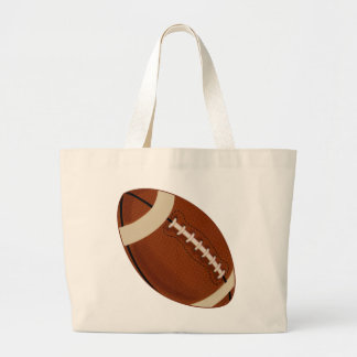 Football Sports tote bag