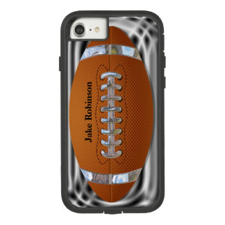 Football Sportsman Monogram Case-Mate Tough Extreme iPhone 8/7 Case