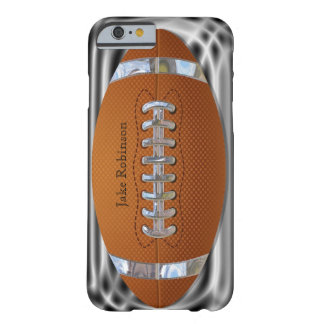 Football Sportsman Slim Profile Barely There iPhone 6 Case