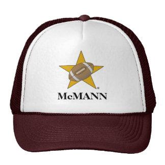 Football Star Trucker Hats