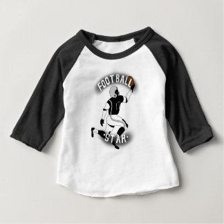 Football Star Tshirt for Baby