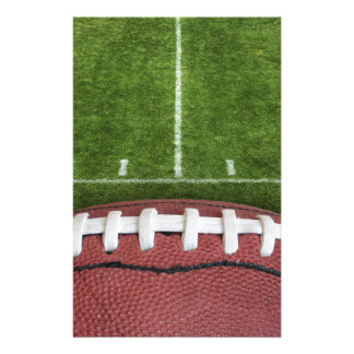 Football Stationery Design