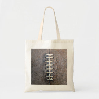 Football Strings vertical Tote Bag