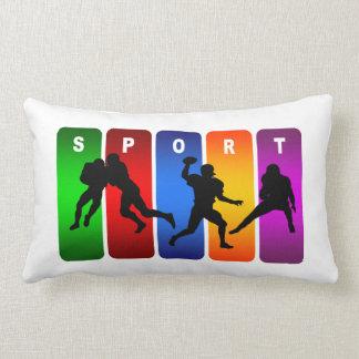 Football Super Cool Sport Design Cushion