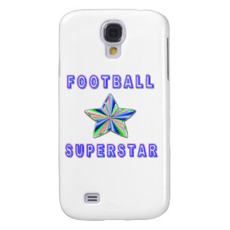 Football Superstar Galaxy S4 Cases