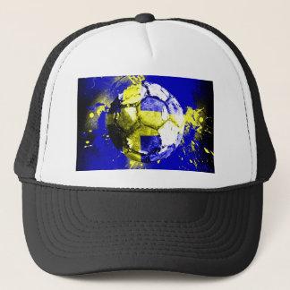 football Sweden Trucker Hat