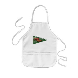 Football T Shirts and Gifts Kids Apron