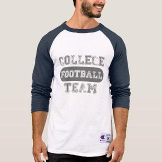 Football Team College T-Shirt