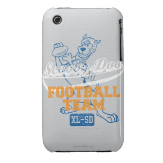 Football Team - Gray iPhone 3 Covers