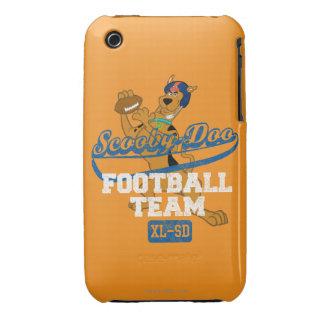 Football Team - Orange iPhone 3 Covers
