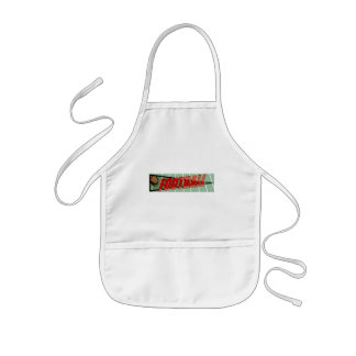 Football Tee Shirts and Gifts Kids Apron