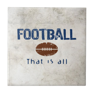 Football, That Is All Tile