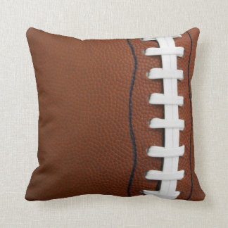 Football Throw Pillow Throw Cushions