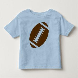 FOOTBALL TODDLER Light Blue | Front Football Tshirt