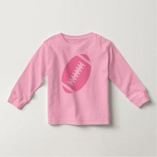 FOOTBALL TODDLER Pink | Front Pink Football Shirt