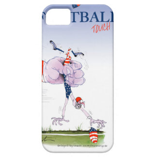 Football touch down, tony fernandes iPhone 5 case
