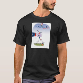 Football touch down, tony fernandes T-Shirt