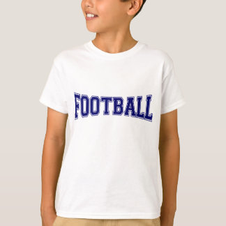Football University Style Tshirt