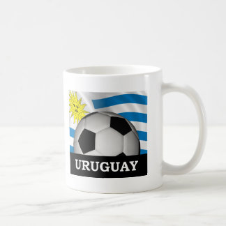 Football Uruguay Coffee Mug