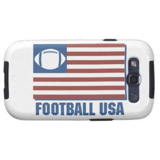 Football USA Samsung Galaxy SIII Covers