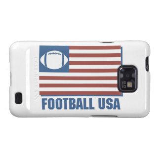 Football USA Samsung Galaxy Cases