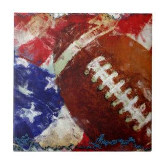 Football USA Tile