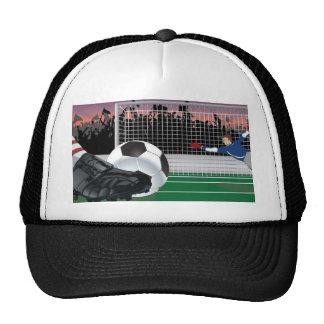 Football vector design cap