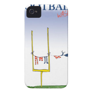 Football wash day, tony fernandes Case-Mate iPhone 4 case