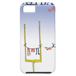 Football wash day, tony fernandes iPhone 5 case