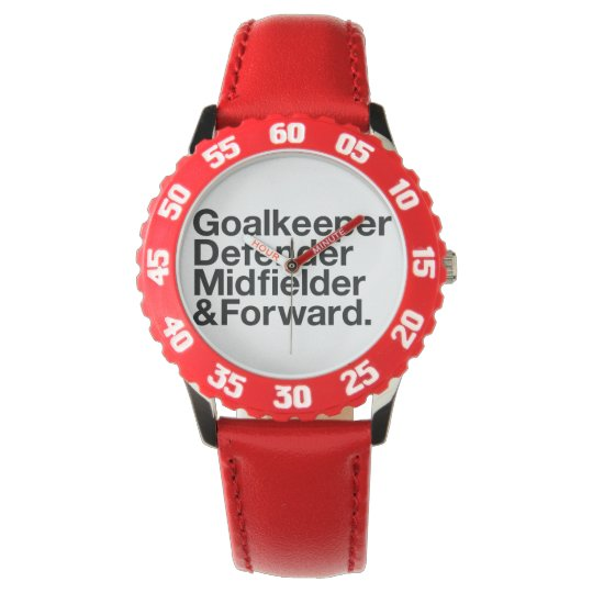 FOOTBALL WATCH