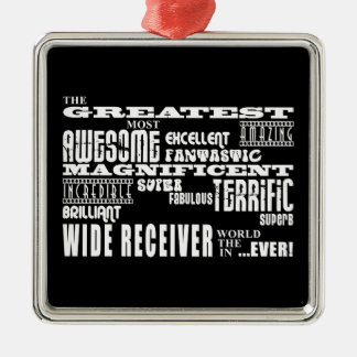 Football Wide Receivers : Greatest Wide Receiver Ornaments