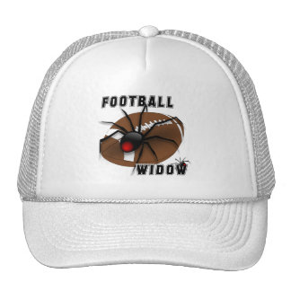 Football Widow w/Text Cap