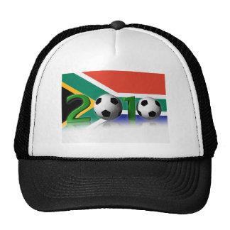 Football world cup 2010 trucker hat