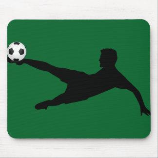 Footballer Mouse Mat