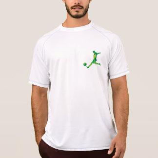 footballer tee shirt