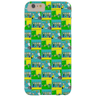 Footballers & Fans Barely There iPhone 6 Plus Case