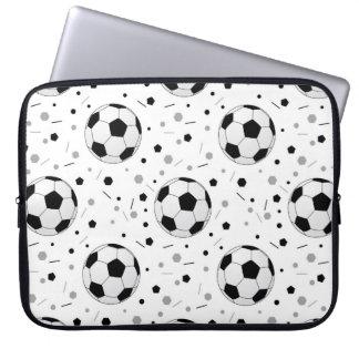 Footballs Computer Sleeve