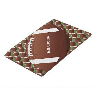 Footballs Design iPad Cover