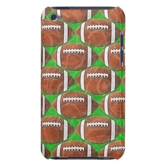 FOOTBALLS iPod Touch Case-Mate Case