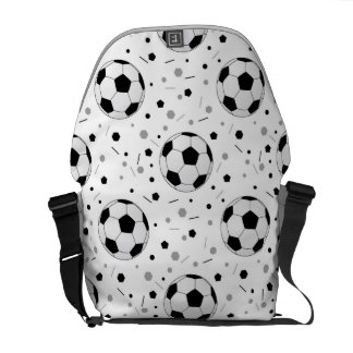 Footballs Courier Bags