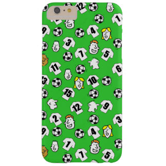 Footballs, White Shirts, & Fans Barely There iPhone 6 Plus Case