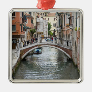Footbridge in Venice Christmas Ornament