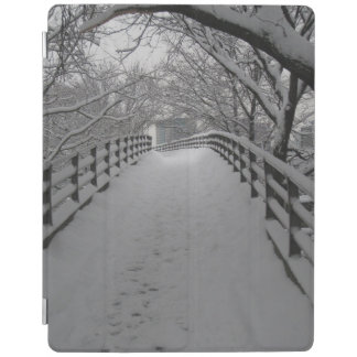 Footbridge iPad Cover